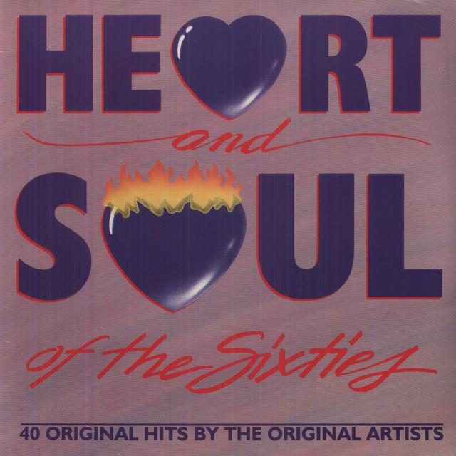 Heart & Soul Of The 60's 40 TRACKS Vinyl Record