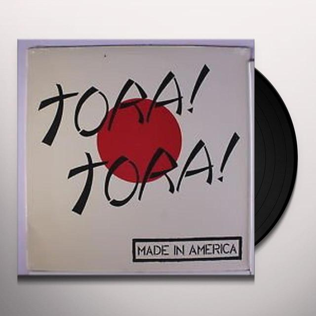 Tora Tora MADE IN AMERICA Vinyl Record