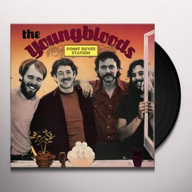 The Youngbloods POINT REYES STATION Vinyl Record