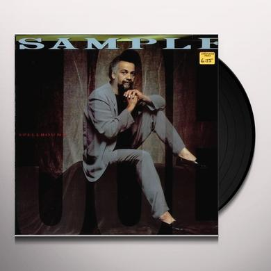 Joe Sample SPELLBOUND Vinyl Record