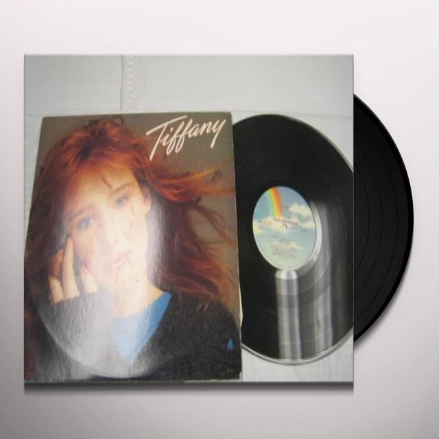 TIFFANY Vinyl Record