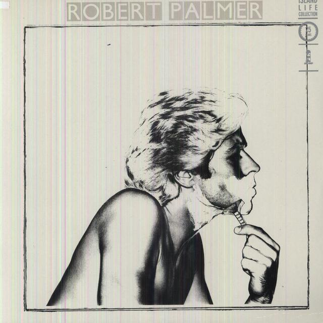 Robert Palmer SECRETS (BAD CASE OF LOVING YOU) Vinyl Record