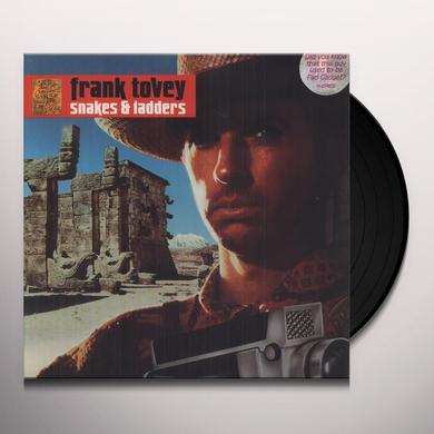 Frank Tovey SNAKES & LADDERS Vinyl Record