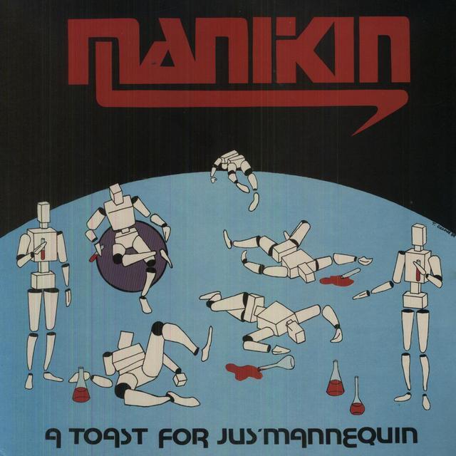 Manikin TOAST FOR JUS'MANNEQUIN Vinyl Record