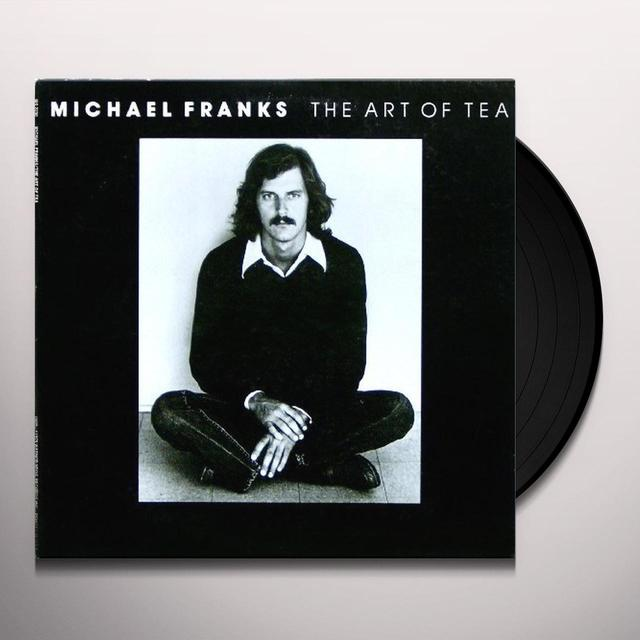 Michael Franks ART OF TEA Vinyl Record