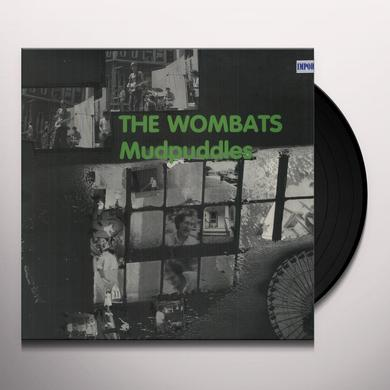 The Wombats MUDPUDDLES Vinyl Record