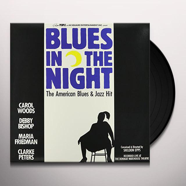 BLUES IN THE NIGHT / VARIOUS Vinyl Record