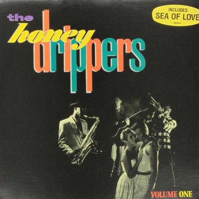Honeydrippers VOL. 1 Vinyl Record