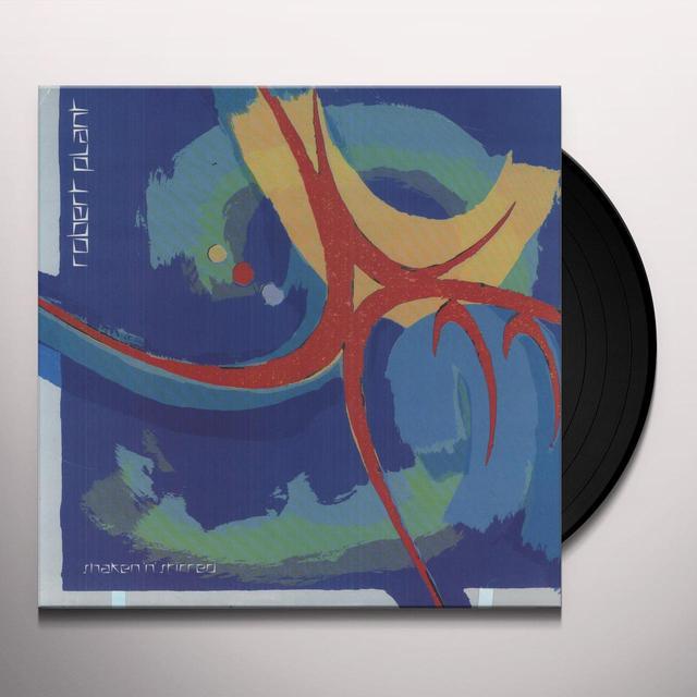 Robert Plant SHAKEN N STIRRED Vinyl Record