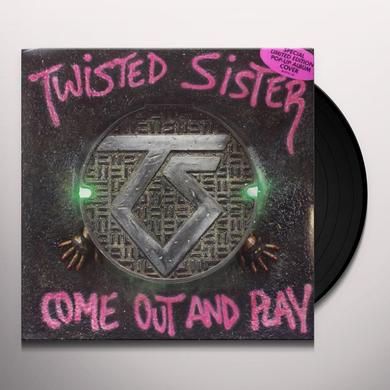 Twisted Sister COME OUT & PLAY (POP UP COVER) Vinyl Record