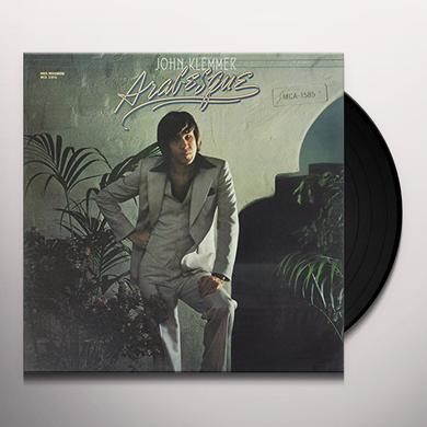 John Klemmer ARABESQUE Vinyl Record