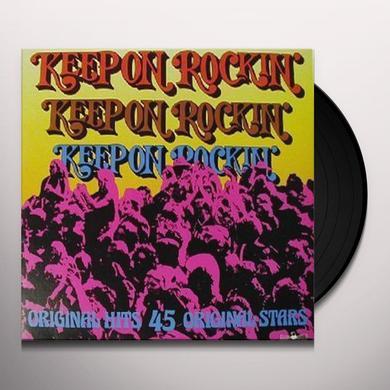 KEEP ON ROCKIN Vinyl Record