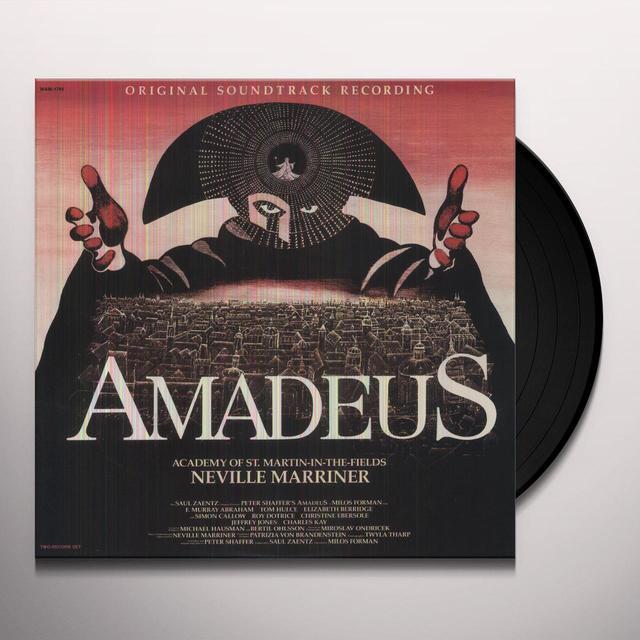AMADEUS / O.S.T. Vinyl Record