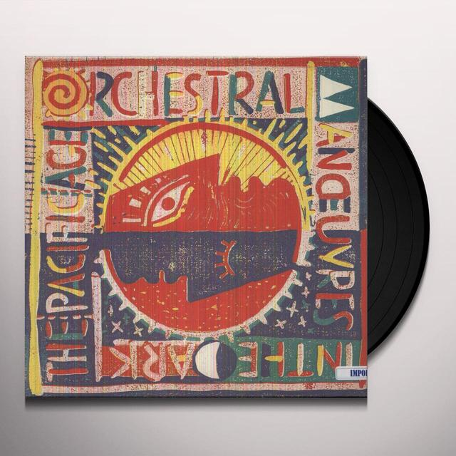 Orchestral Manoeuvers In The Dark PACIFIC AGE Vinyl Record
