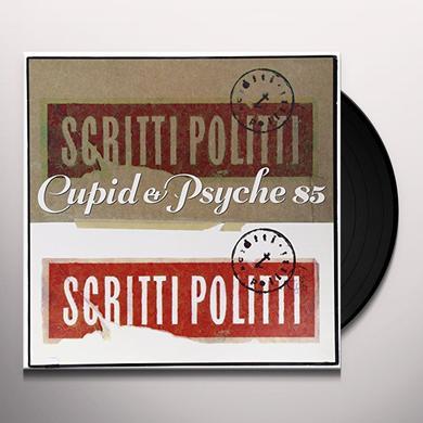 Scritti Politti CUPID & PSYCHE 85 Vinyl Record