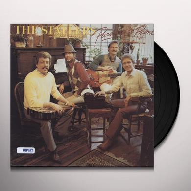 Statler Brothers PARDNERS IN RHYME Vinyl Record