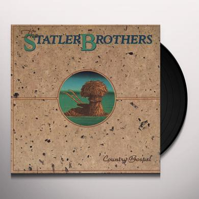 Statler Brothers COUNTRY GOSPEL Vinyl Record