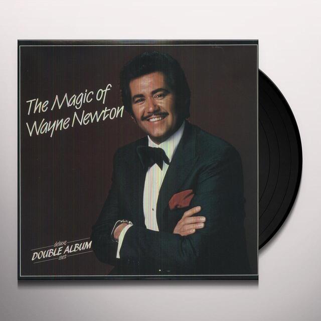 MAGIC OF WAYNE NEWTON Vinyl Record