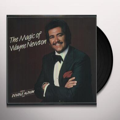 MAGIC OF WAYNE NEWTON Vinyl Record