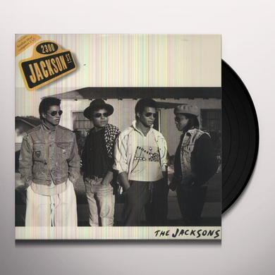 Jacksons 2300 JACKSON ST. Vinyl Record