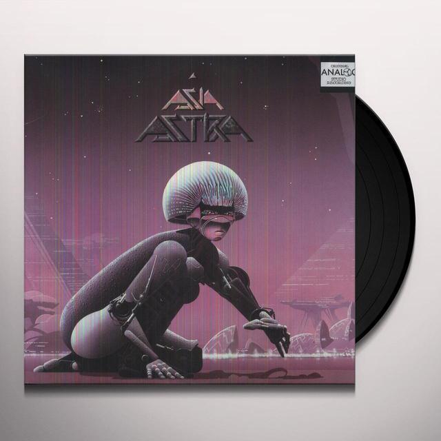 Asia ASTRA Vinyl Record
