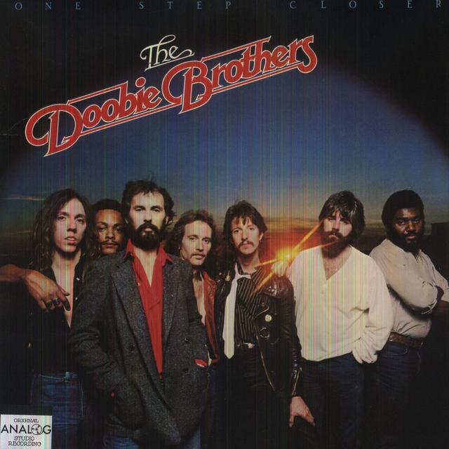 Doobie Brothers ONE STEP CLOSER (REAL LOVE) Vinyl Record