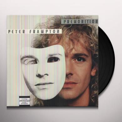 Peter Frampton PREMONITION Vinyl Record