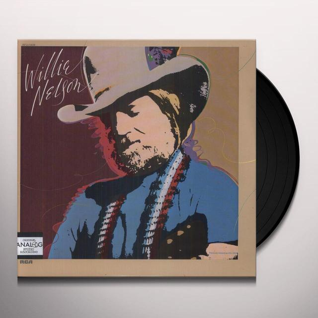Willie Nelson MY OWN WAY Vinyl Record