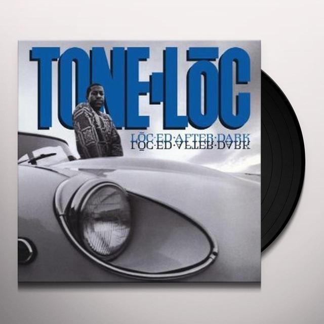 Tone-Loc LOC-ED AFTER DARK Vinyl Record