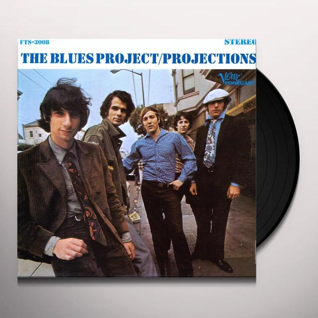 Blues Project PROJECTIONS (FLUTE THING) Vinyl Record