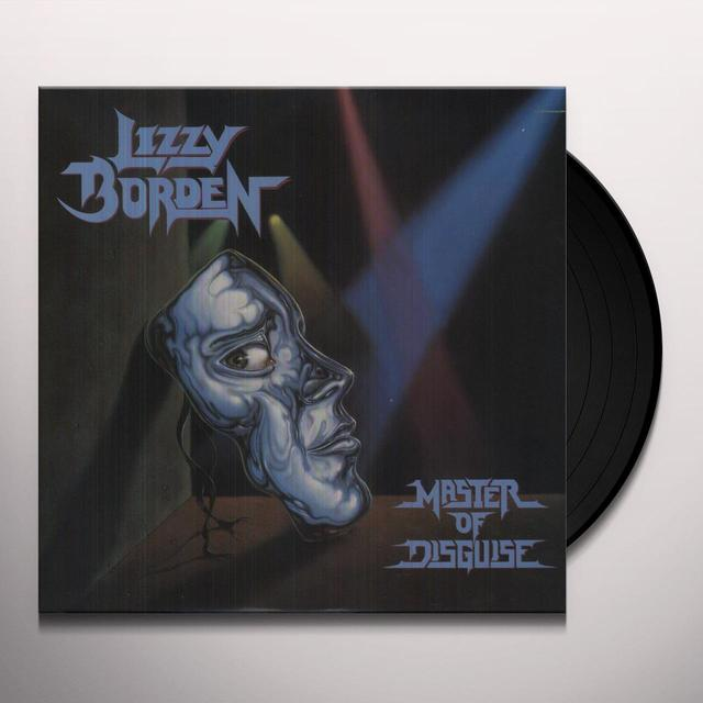 Lizzy Bordon MASTER OF DISGUISE Vinyl Record