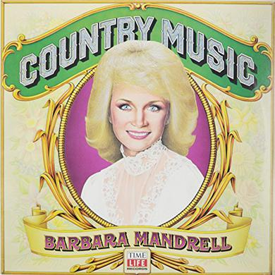 Barbara Mandrell COUNTRY MUSIC (HITS) Vinyl Record