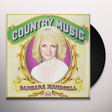 Barbara Mandrell COUNTRY MUSIC (HITS) Vinyl Record