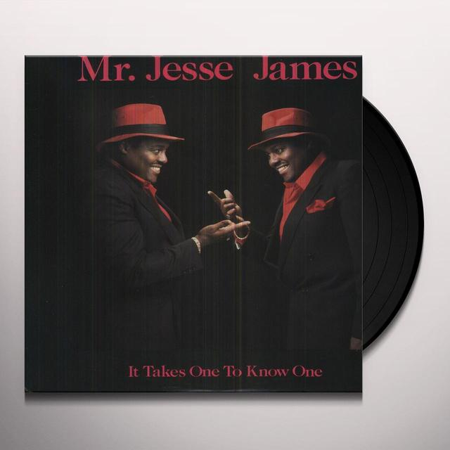 Jesse James IT TAKES ONE TO KNOW ONE Vinyl Record
