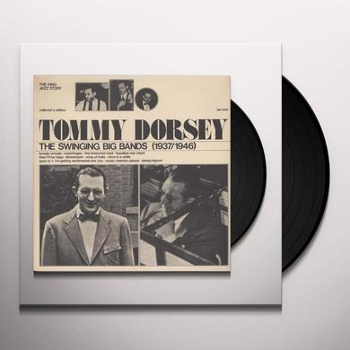 Tommy Dorsey SWINGIN BIG BANDS 1937-1946 Vinyl Record