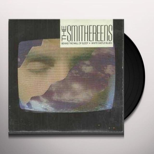 Smithereens BEHIND THE WALL OF SLEEP EP Vinyl Record