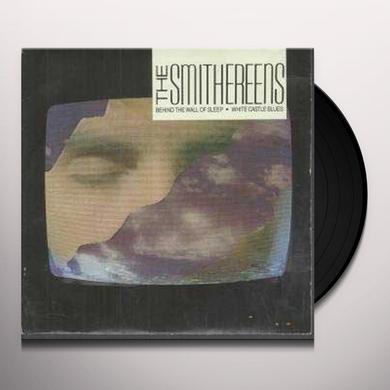 Smithereens BEHIND THE WALL OF SLEEP EP Vinyl Record