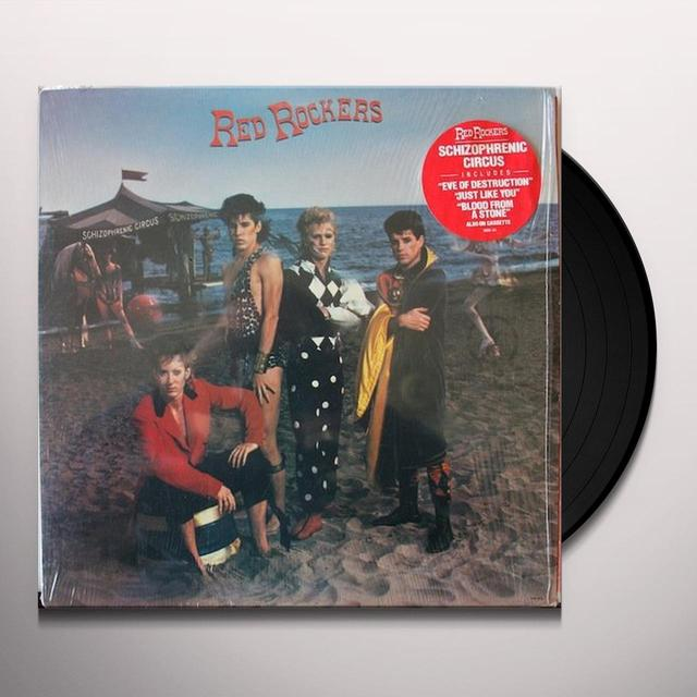 Red Rockers SCHIZOPHRENIC CIRCUS Vinyl Record