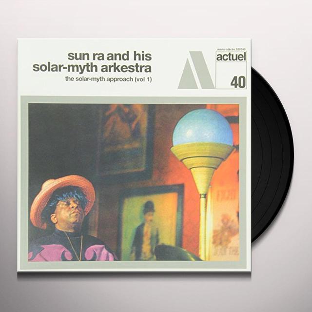 SOLAR MYTH APPROACH 1 Vinyl Record