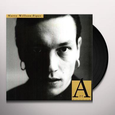 Marty Willson-Piper ART ATTACK Vinyl Record