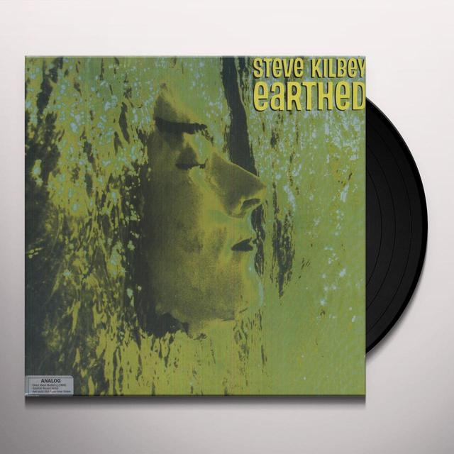 Steve Kilbey EARTHED Vinyl Record