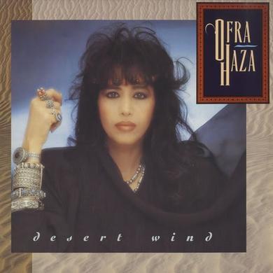 Ofra Haza DESERT WIND Vinyl Record
