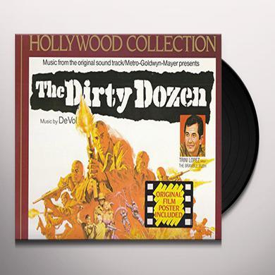 FRANK DE VOL / O.S.T. Vinyl Record