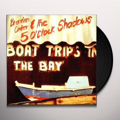 Brendan Crocker & The 5 O'Clock Shadows BOAT TRIPS IN THE BAY Vinyl Record