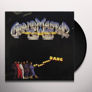 Grandmaster Flash BA-DOP-BOOM-BANG Vinyl Record