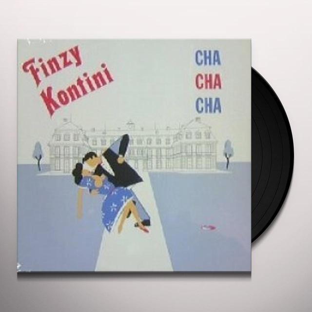 Finzy Kontini CHA CHA CHA Vinyl Record