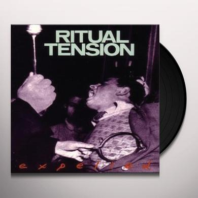 Ritual Tension EXPELLED Vinyl Record