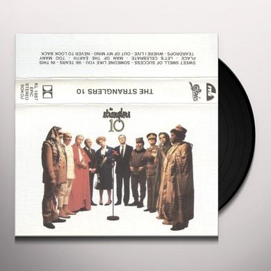 The Stranglers 10 Vinyl Record