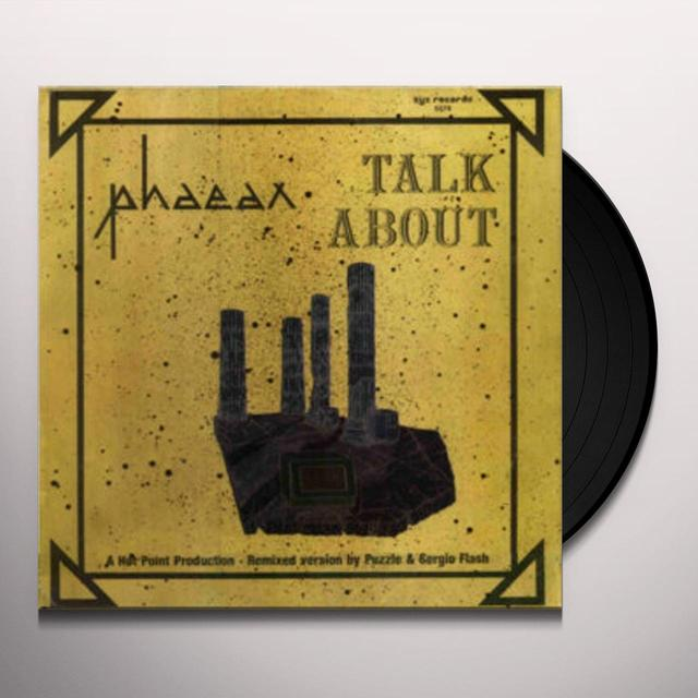 Phaeax TALK ABOUT Vinyl Record
