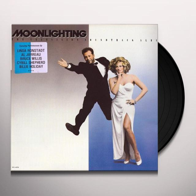 MOONLIGHTING / VARIOUS Vinyl Record